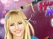 Hannah Montana Real Haircuts Game