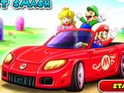 Mario Drift Smash Game
