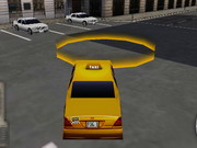New York Taxi License 3d Game