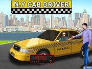 Ny Cab Driver Game