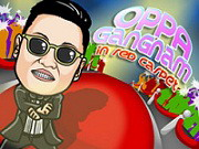 Oppa Gangnam Red Carpet Game