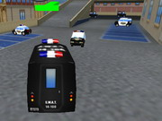 Police Cars Parking Game
