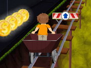 Railroad Rush Game