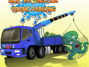 Sea Monster Crane Parking Game