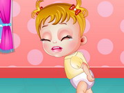 Spank Cute Baby Booty Game