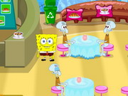 Spongebob Restaurant Game
