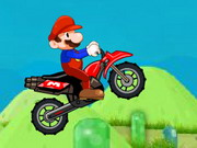 Super Mario Stunts Game