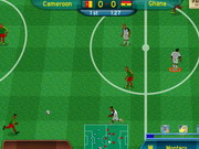 Super Soccer Strikers Game