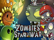 Zombies Star War Game