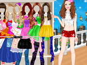 Barbie Fashion Games Dress Up Barbie Summer Dress Up