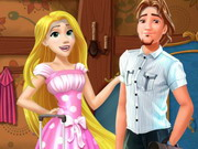 Rapunzel And Flynn Moving Together