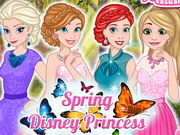 Spring Disney Princess