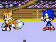 Sonic Test Run Game