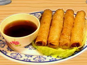 How To Make Spring Rolls Game