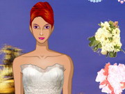 Vera Wang Spring Wedding Dressup Game