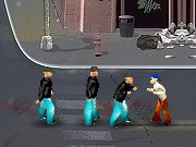 Gangsters War Game