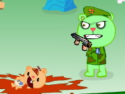 Happy Tree Friends - Cub Shoot 2 Game