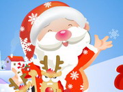 Santa Claus Is Coming To Town Game