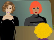 Add This Game to Your Site: Play Sex And The City Dress Up