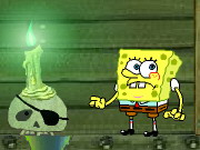 SpongeBob Ship O Ghouls Game