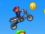 Super Mario Moto Game