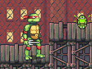 Teenage Mutant Ninja Turtles - Double Damage Game