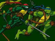 Teenage Mutant Ninja Turtles Game